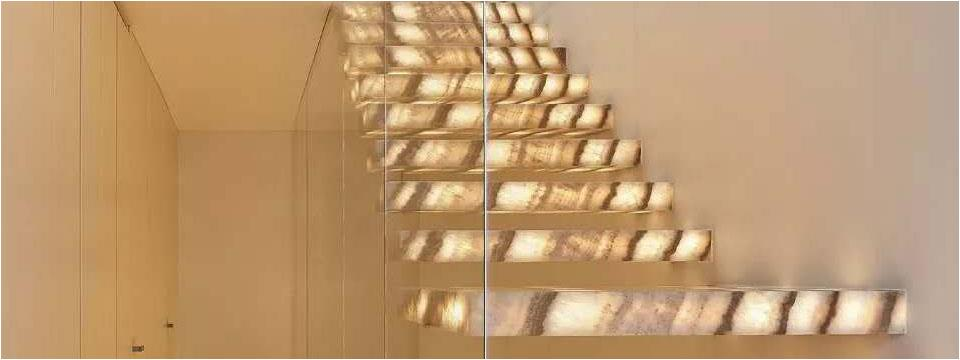 Why choose natural marble as materials for stairs?