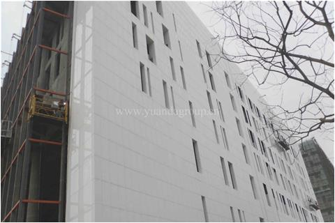 Nano crystallized glass marble building projects
