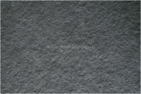 Chinese black basalt flamed