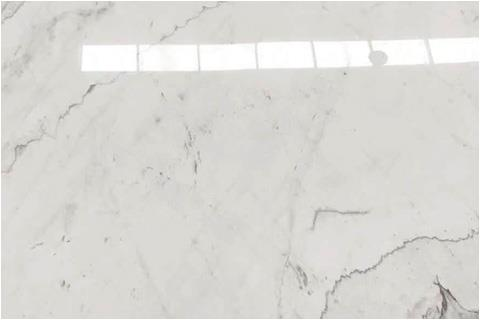New white volakas marble